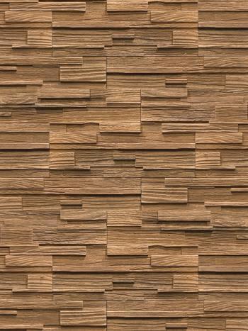 Drevobetón drevomozaika KRX F01Mix 460x143 mm